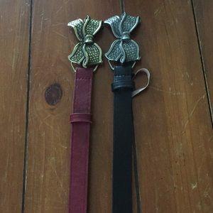 Combo Belts